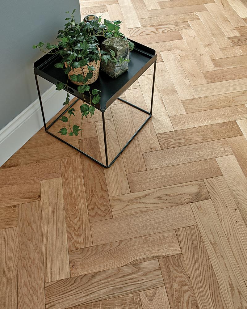 Goodrich Natural wood flooring
