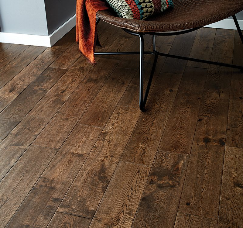 York Antique Oak hardwood flooring